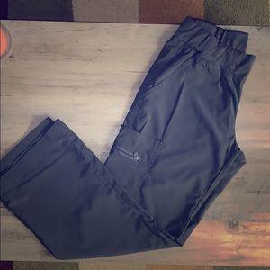 Cargo scrub pant